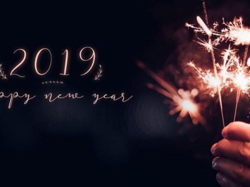 2019 : Univers Parquet vous présente ses meilleurs vœux